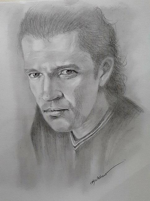 Antonio Banderas par Bobchew